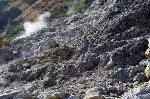 527h Volcan Solfatara