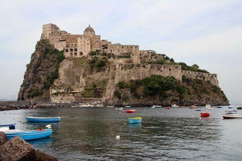 533a1 Ischia, castello aragonese