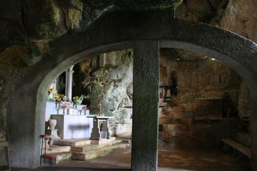 539d1 Padula, San Michele alle Grottelle