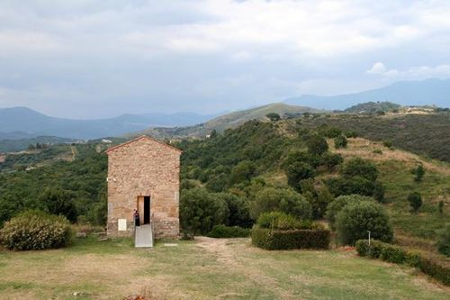 552g3 Velia, la chapelle palatine