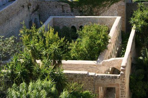 577g Palerme, du campanile de San Giovanni degli Eremiti, l