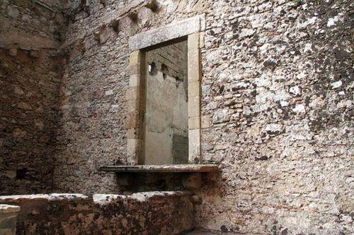 583h4 Erice, monastero del Santissimo Salvatore