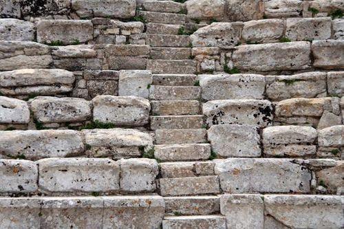 585i3 Segesta, il teatro antico