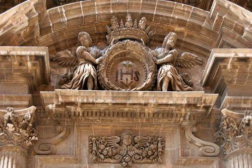 603d2 Syracuse, église du collège des Jésuites (17e siè