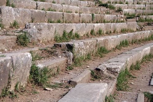 612a3 Taormina, teatro antico