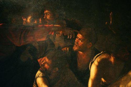615f1c Caravaggio, Resurrezione di Lazzaro IMG 2457
