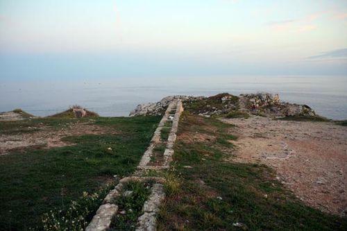 622g2 Salento, entre mers Ionienne et Adriatique