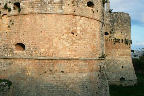 623d2 Otrante, château aragonais