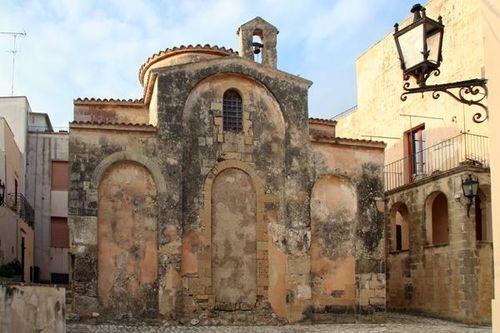 623i2 Otrante, église byzantine Saint Pierre