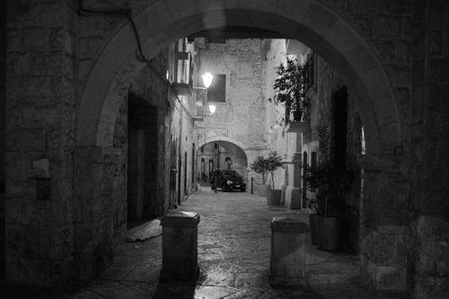 624b2 Bari, la città vecchia