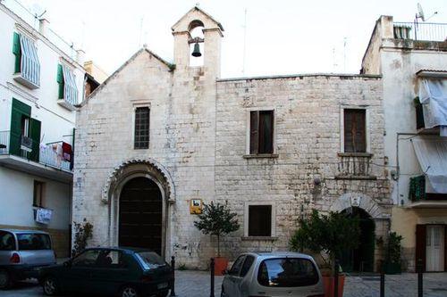 624i Bari, St Jean Chrysostome (13e siècle)