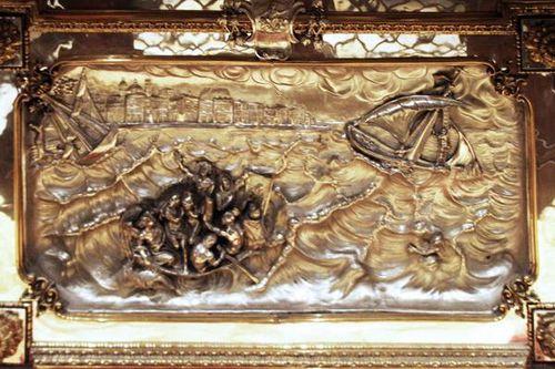 625f1 Bari, cathédrale Saint Sabin, crypte
