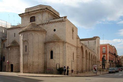 631b Barletta, basilique du Saint Sépulcre