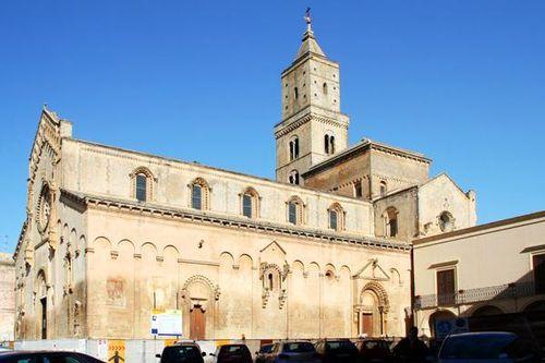 639e2 Matera, cathédrale