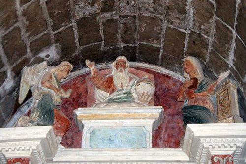 639i8 Matera, église Saint Jean Baptiste