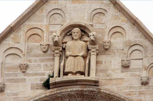 641f3 Ruvo di Puglia, cathédrale de l'Assunta, Frédéric
