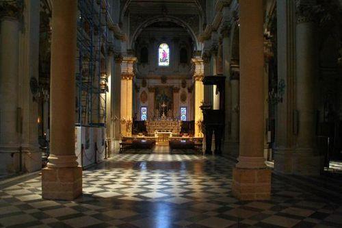 649h1 Lecce, cattedrale dell'Assunta