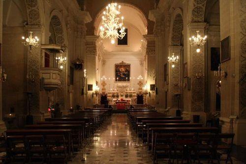 657f3 Lecce, Sainte Marie de Constantinople