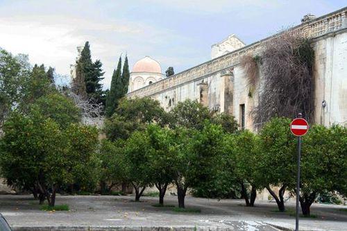 659a1 Lecce, monastère de Sts Nicolas et Cataldo (univers