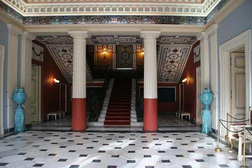 665c L'Achilleion, palais de Sissi à Corfou