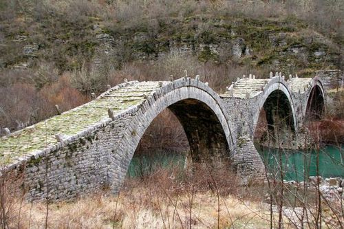 673d7c Pont de Plakida ou Kalogeriko