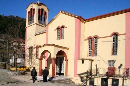 678b1 Ano Kerasovo, église de la Dormition
