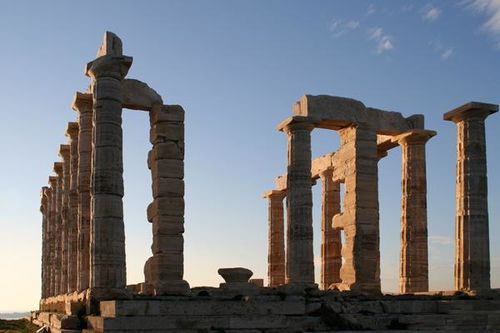 687e Sounion Cape