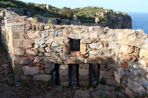 706g1 Monemvasia, l'acropole