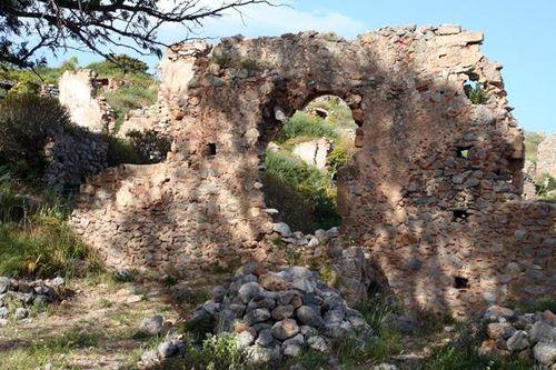 706h1 Monemvasia, l'acropole
