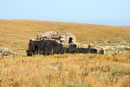 710a2 Temple de Poseidon au cap Ténare