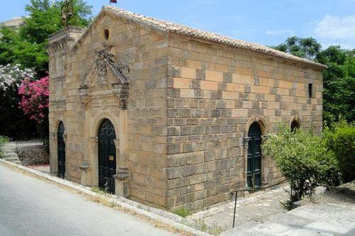 719d2a Zante, Notre-Dame des Anges (Kyria ton Angelon)