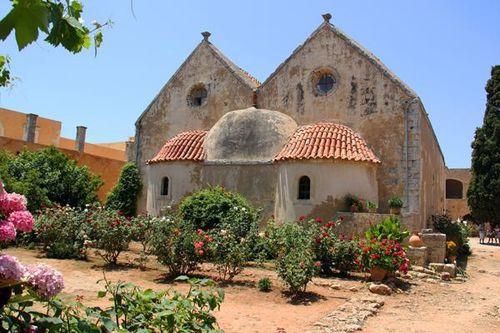 728b3 Monastère d'Arcadia (Crète)