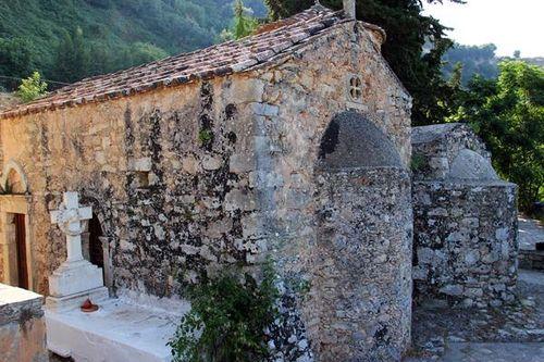 728i1 Eglise byzantine du Christ Sauveur, Eleftherna (Crèt