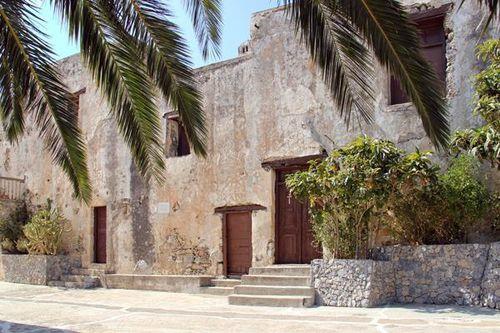 730d5 monastère de Piso Preveli, Saint Jean Théologos