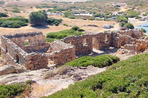 735g3 Itanos, Crète