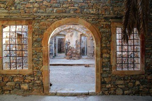 738h2 Spinalonga (Crète), île des lépreux