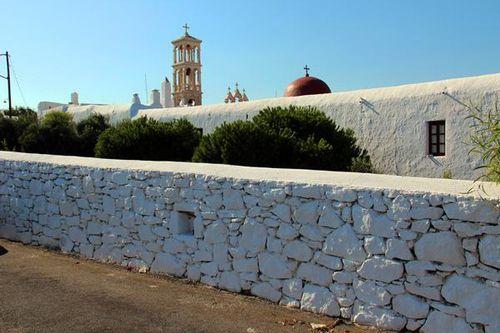 747b1 Mykonos, monastère de Tourliani à Ano Mera