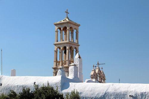 747b2 Mykonos, monastère de Tourliani à Ano Mera