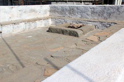 754c6 Naxos, Grande citerne antique, dite Fontaine d'Ariane