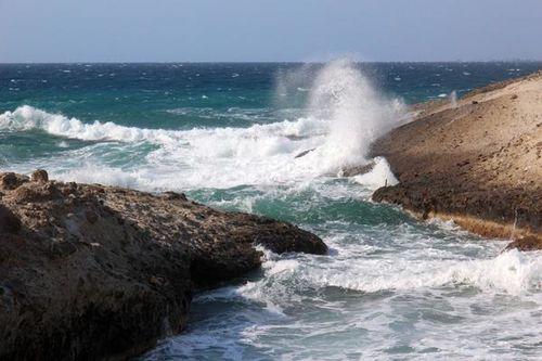 759g2 Paysage de l'île de Milo (Cyclade)