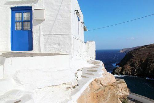 760d4 Kastro de l'île de Sifnos