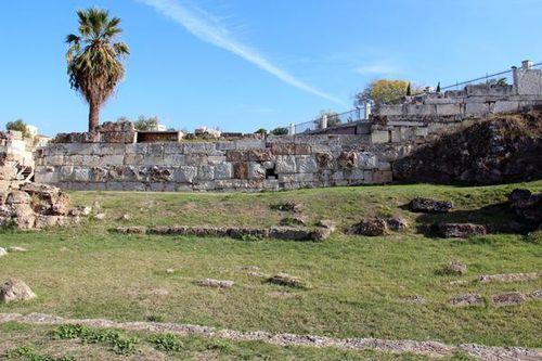 762a1b Céramique, Athènes, mur de Thémistocle