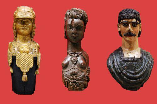 765f Figures de proue (musée historique d'Athènes)