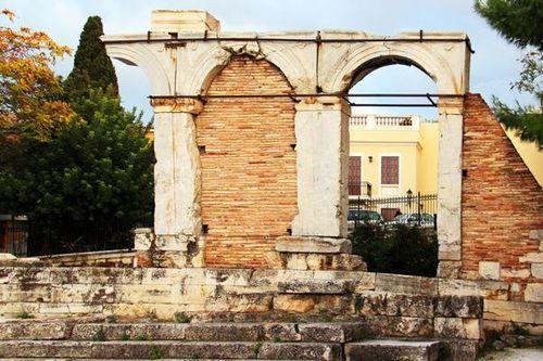 770c3 Athènes, Agoranomeion