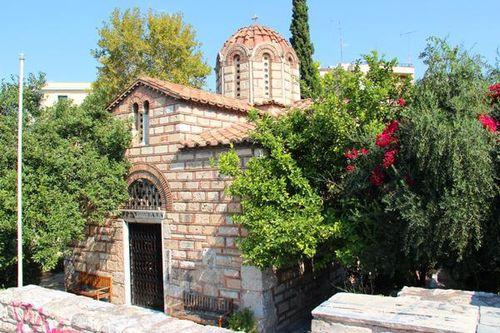 772c2 église Ton Asomaton, à Athènes