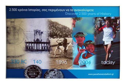 773a3 Stade olympique d'Athènes, historique