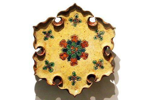 786d13 Musée Guimet, plat à offrandes (Chine, 8e s.)