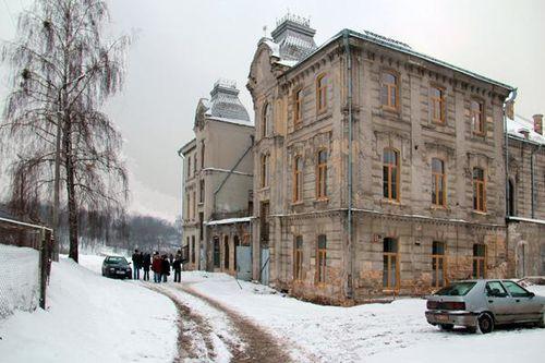 782b1 Synagogue de Grodno (Biélorussie)