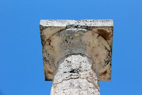 802f4 Le temple d'Aphaia à Egine