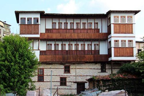 823d1 Kastoria, Mansion Tsiatsiapa